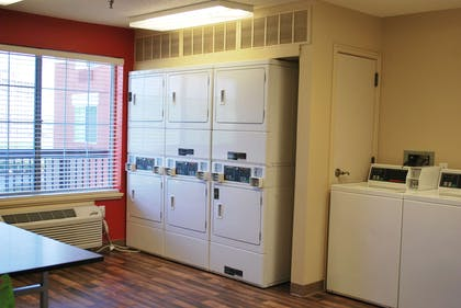 On-Premise Guest Laundry | Extended Stay America - St. Louis - Westport - Central