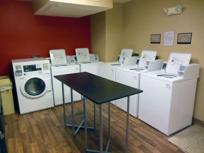 On-Premise Guest Laundry | Extended Stay America - Hanover - Parsippany