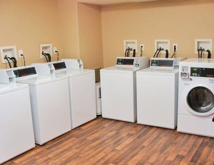 On-Premise Guest Laundry | Extended Stay America - Meadowlands - East Rutherford