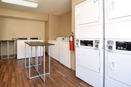 On-Premise Guest Laundry | Extended Stay America - Raleigh-Research Triangle Park-Hwy55