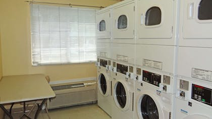 On-Premise Guest Laundry | Extended Stay America - Raleigh - Northeast