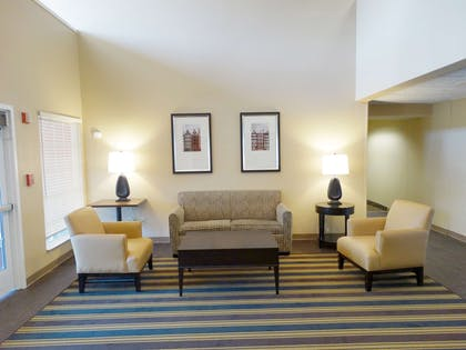 Lobby | Extended Stay America - Dallas - Plano Parkway