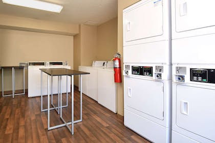 On-Premise Guest Laundry | Extended Stay America - Salt Lake City - Sugar House