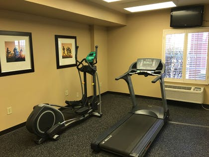 On-Site Fitness Facility   Extended Stay America- Kansas City - Overland Park - Metcalf