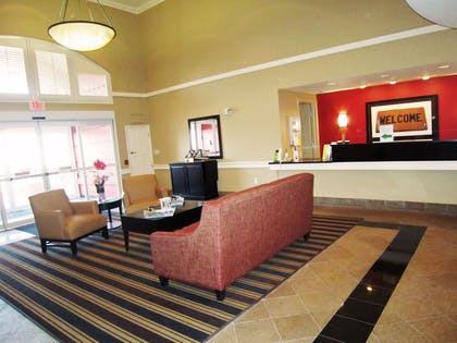 Lobby and Guest Check-in | Extended Stay America - Columbus - Polaris