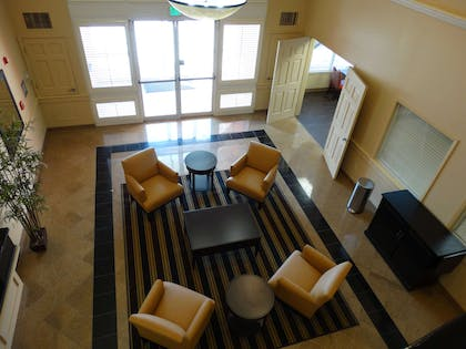 Lobby and Guest Check-in | Extended Stay America - Dallas - Plano