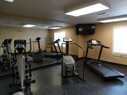 On-Site Fitness Facility | Extended Stay America - Dallas - Plano