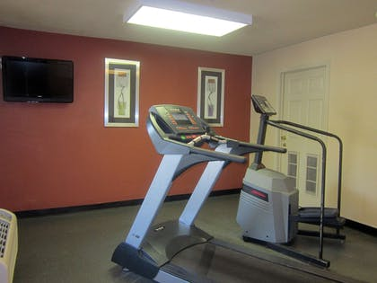 On-Site Fitness Facility   Extended Stay America Houston - Stafford