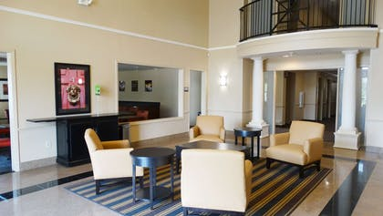 Lobby and Guest Check-in   Extended Stay America - Dallas - Las Colinas - Green Park Dr