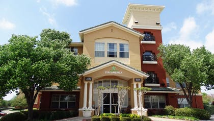 Exterior   Extended Stay America - Dallas - Las Colinas - Green Park Dr