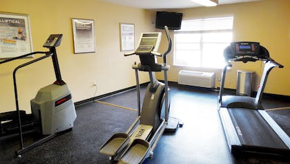 On-Site Fitness Facility   Extended Stay America - Dallas - Las Colinas - Green Park Dr