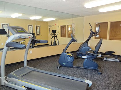 On-Site Fitness Facility | Extended Stay America - Raleigh - RTP - 4919 Miami Blvd.