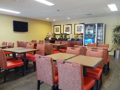 Breakfast Room | Extended Stay America - Raleigh - RTP - 4919 Miami Blvd.