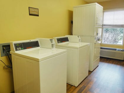 On-Premise Guest Laundry | Extended Stay America - Raleigh - RTP - 4919 Miami Blvd.