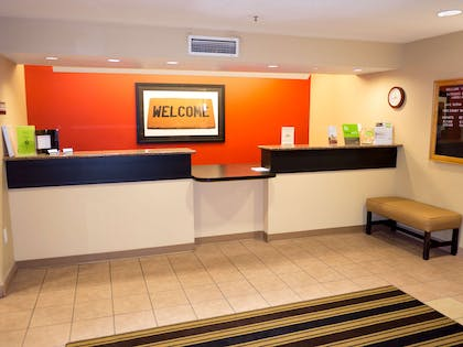 Lobby and Guest Check-in | Extended Stay America-Orlando-Convention Ctr-Universal Blvd