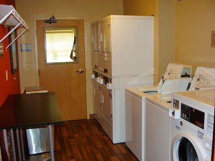 On-Premise Guest Laundry | Extended Stay America Piscataway - Rutgers University