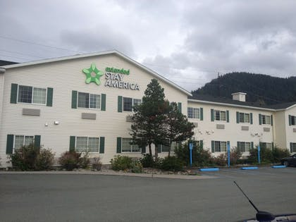 Exterior | Extended Stay America - Juneau - Shell Simmons Drive
