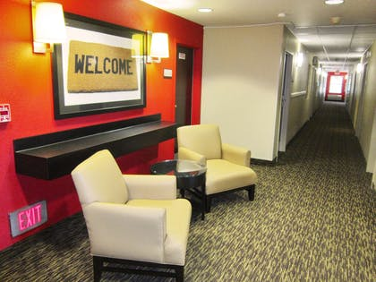 Lobby and Guest Check-in | Extended Stay America - Tacoma - South