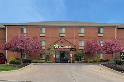 Exterior   Extended Stay America - Akron - Copley - West