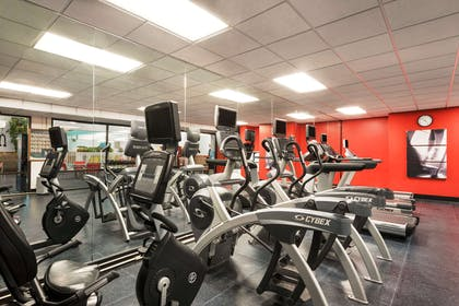 WIPAPER Fitness Center | Red Lion Hotel Paper Valley