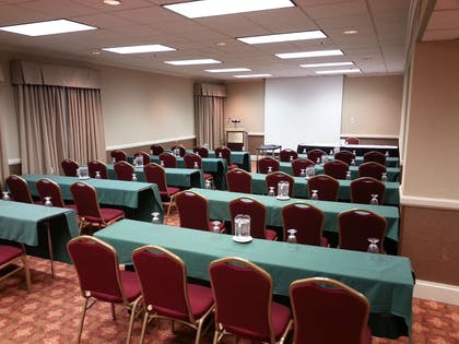 WIPAPER Meeting Room with Classsroom Seating | Red Lion Hotel Paper Valley