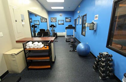 Health club | Baymont Inn & Suites by Wyndham Findlay