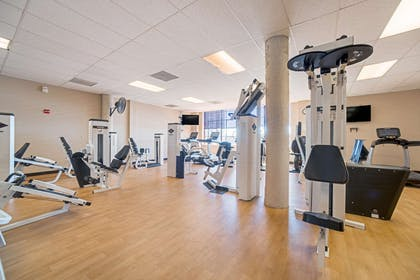 Fitness Center | Red Lion Hotel St. Louis