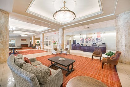 Lobby | Red Lion Hotel St. Louis