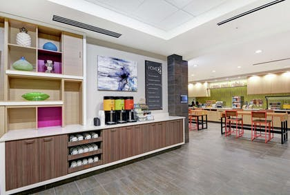 Lobby | Home2 Suites by Hilton Raleigh Durham Airport RTP