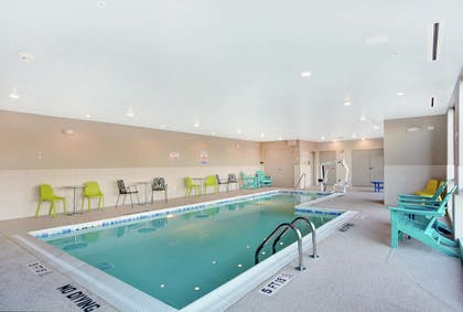 Pool | Home2 Suites by Hilton Raleigh Durham Airport RTP