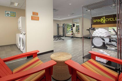 Health club fitness center gym   Home2 Suites by Hilton Lakeland