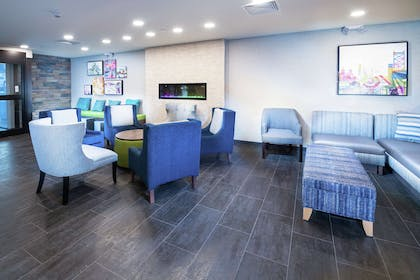 Lobby | Home2 Suites by Hilton King of Prussia Valley Forge