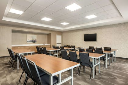 Meeting Room | Home2 Suites by Hilton Statesboro