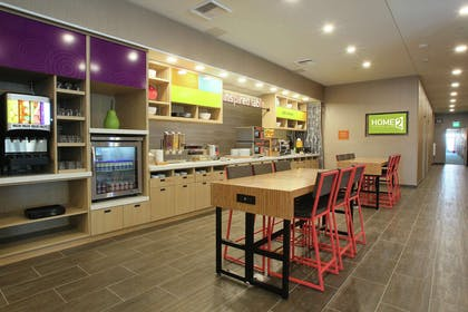 Breakfast Area   Home2 Suites by Hilton Nampa