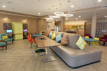 Reception   Home2 Suites by Hilton Nampa