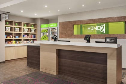 Reception   Home2 Suites by Hilton Silver Spring