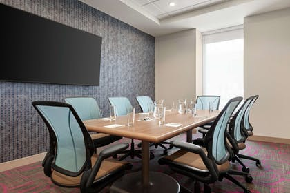 Meeting Room   Home2 Suites by Hilton Silver Spring