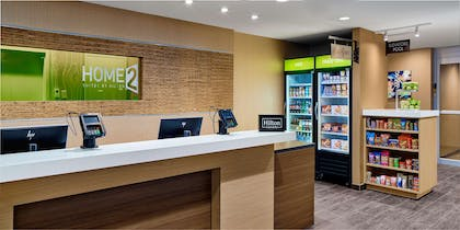 Reception | Home2 Suites by Hilton Ocean City - Bayside, MD