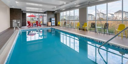 Pool | Home2 Suites by Hilton Ocean City - Bayside, MD