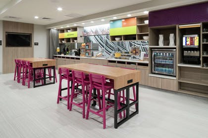 Breakfast Area | Home2 Suites by Hilton Orlando Airport