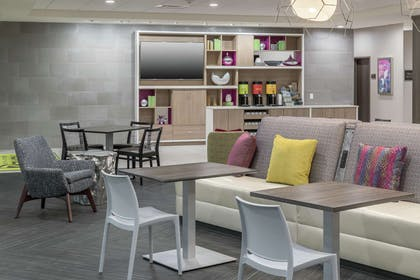 Lobby | Home2 Suites by Hilton Orlando Airport