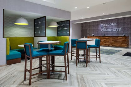 Reception | Home2 Suites by Hilton Tampa Downtown Channel District