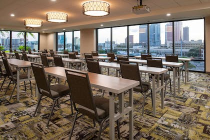 Meeting Room | Home2 Suites by Hilton Tampa Downtown Channel District