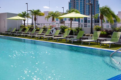 Pool | Home2 Suites by Hilton Tampa Downtown Channel District