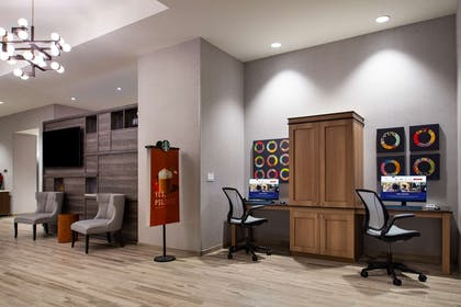 Business Center | Home2 Suites by Hilton Tampa Downtown Channel District