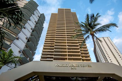 The Residences at Waikiki Beach Tower - Exterior | Aston Waikiki Beach Tower