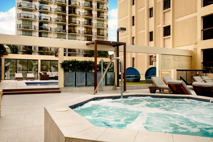 The Residences at Waikiki Beach Tower - Hot Tub | Aston Waikiki Beach Tower