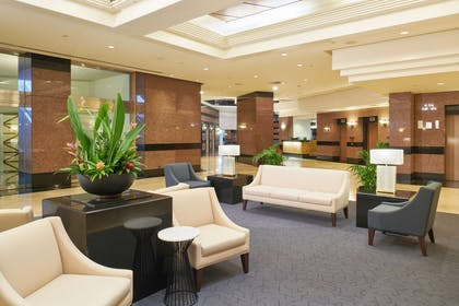 Aston at the Executive Centre Hotel - Lobby Seating Area | Aston at the Executive Centre Hotel