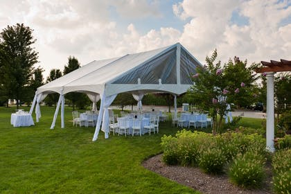 Tent | Westminster Hotel