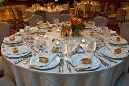 Beautiful Table Setting | Westminster Hotel
